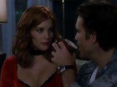 Лив Тайлер в красном платье трахается с парнем
