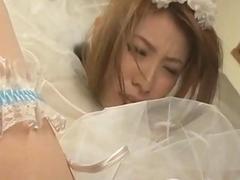 Выебал молодую невесту перед росписью