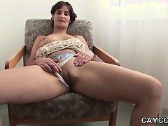 Горячая мама на порно кастинге
